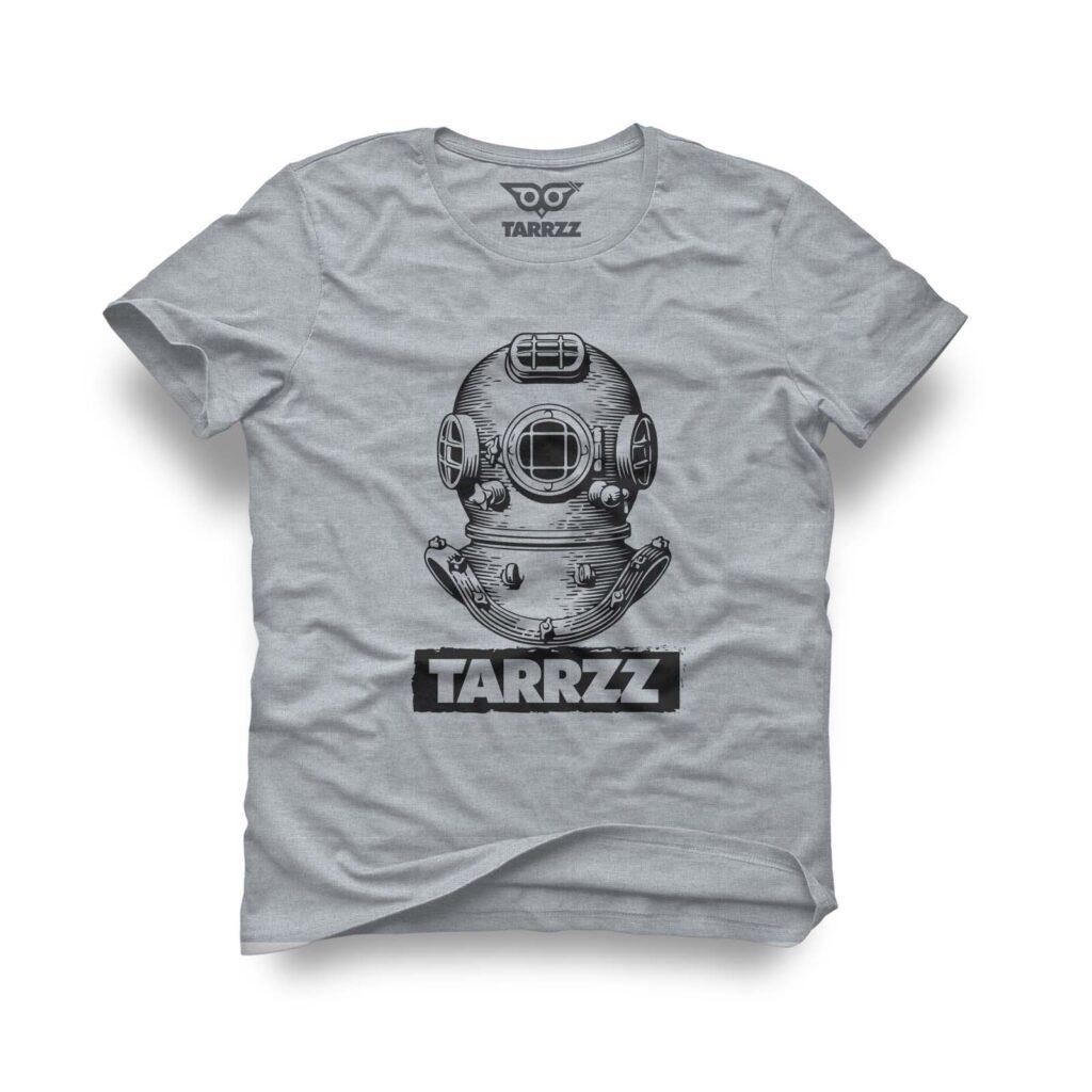 tarrzz-tasarim-gri-tisort-antik-dalgic