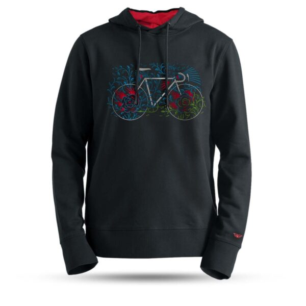 tarrzz-tasarim-kapsonlu-sweatshirt-bisiklet-ve-yapraklar