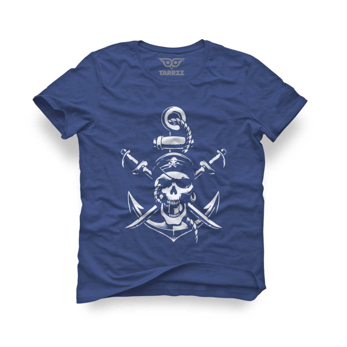 tarrzz-tasarim-marine-mavi-tisort-karayip-korsani