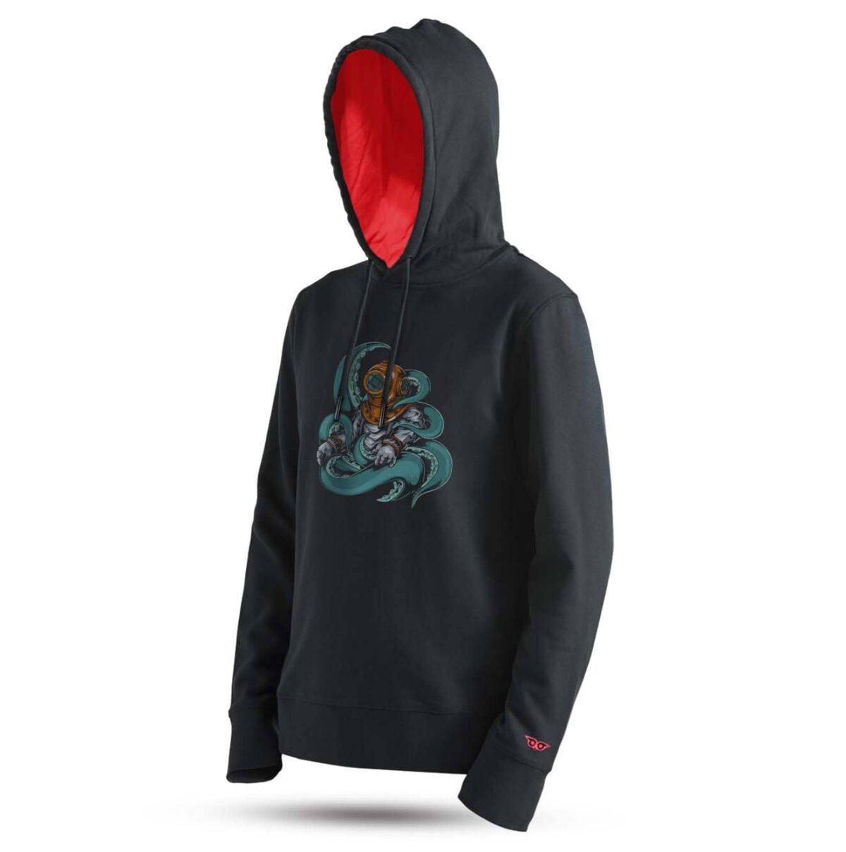 tarrzz-tasarim-kapsonlu-sweatshirt-arkeolog-dalgic-baskili-sweatshirt