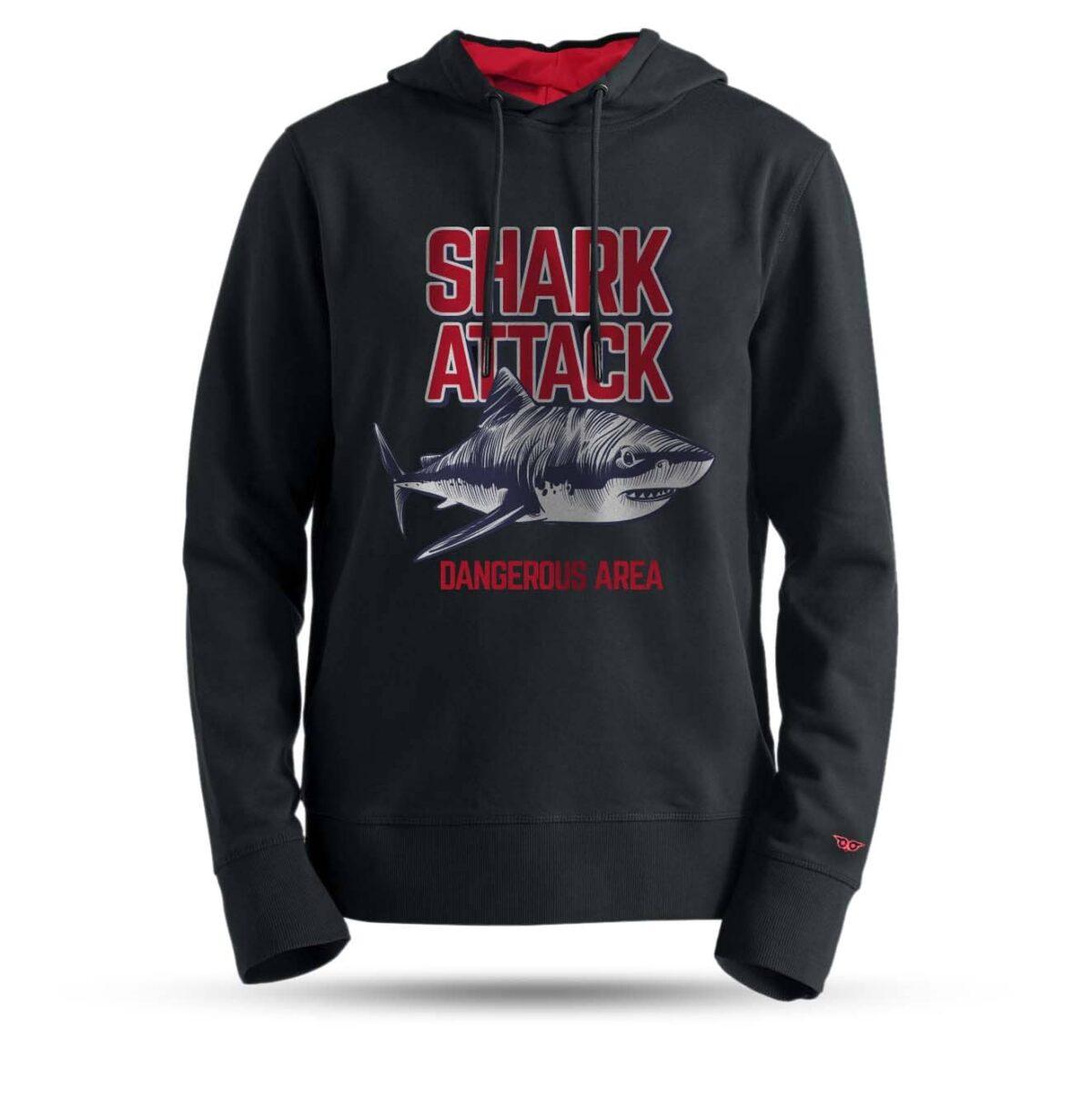 tarrzz-tasarim-kapsonlu-sweatshirt-kopekbaligi-saldirisi-shark-attack