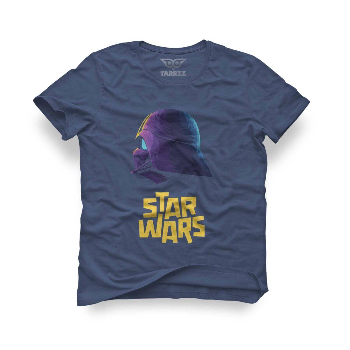 tarrzz-tasarim-indigo-mavi-tisort-star-wars darth-vader