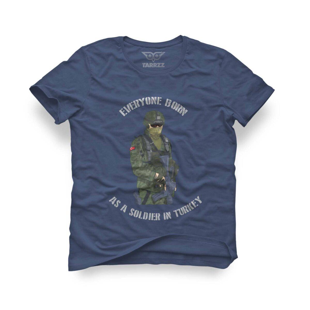 tarrzz-tasarim-indigo-mavi-tisort-turk-askeri